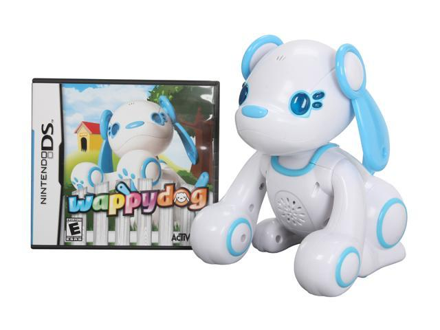 Wappy Dog w/Interactive Toy Nintendo DS Game