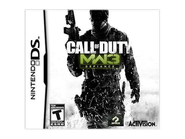 Call of Duty: Modern Warfare 3 Nintendo DS Game