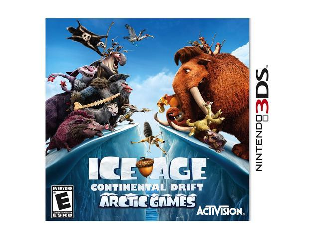 Ice Age: Continental Drift Arctic Games Nintendo 3DS