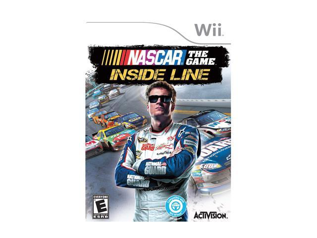 NASCAR The Game: Inside Line Wii Game