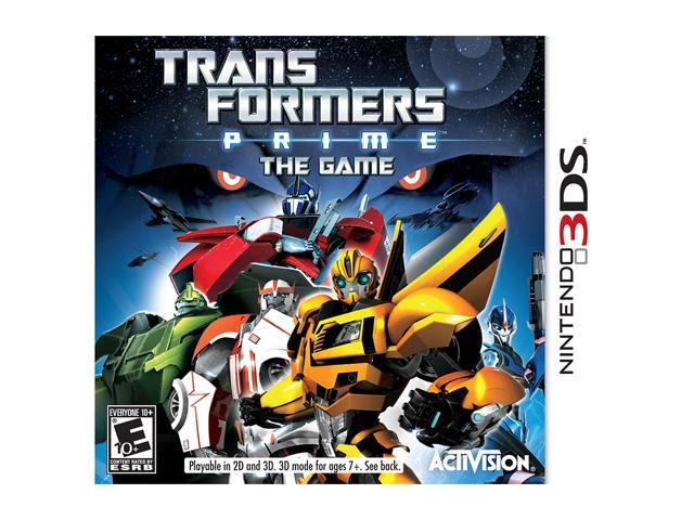 Transformers Prime: The Game Nintendo 3DS