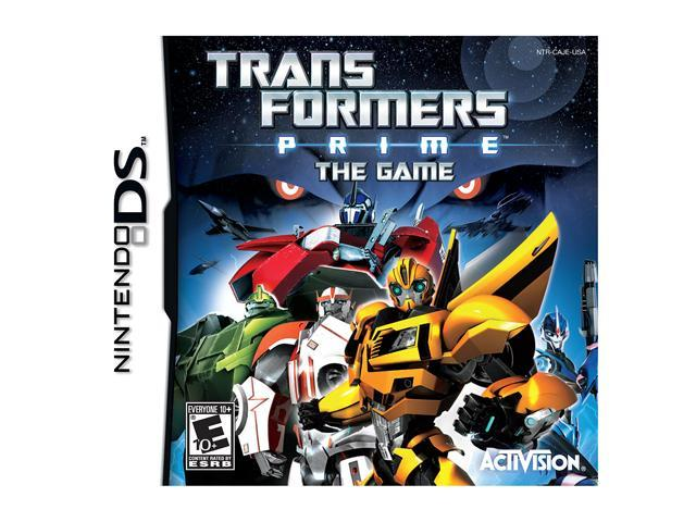 Transformers Prime: The Game Nintendo DS Game