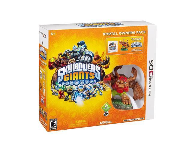 Skylander Giants Portal Owner Pack Nintendo 3DS Game