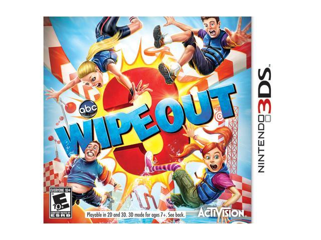 Wipeout 3 Nintendo 3DS Game