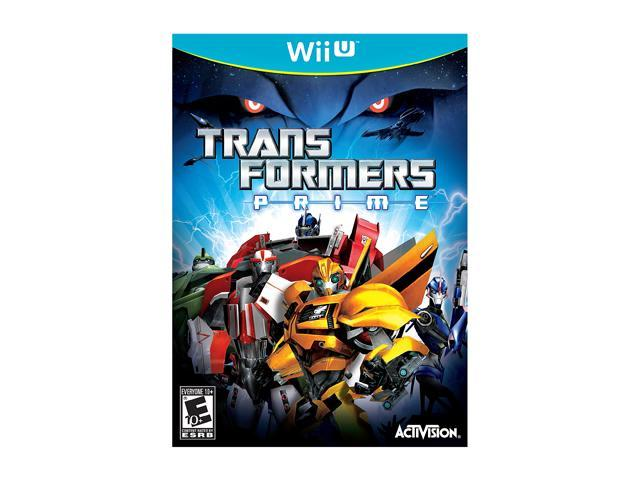 Transformers: Prime Wii U Games