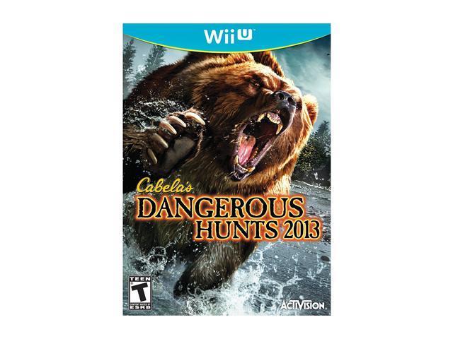 Cabela's Dangerous Hunts 2013 Wii U