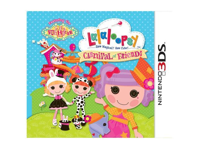 Lalaloopsy Carnival of Friends Nintendo 3DS