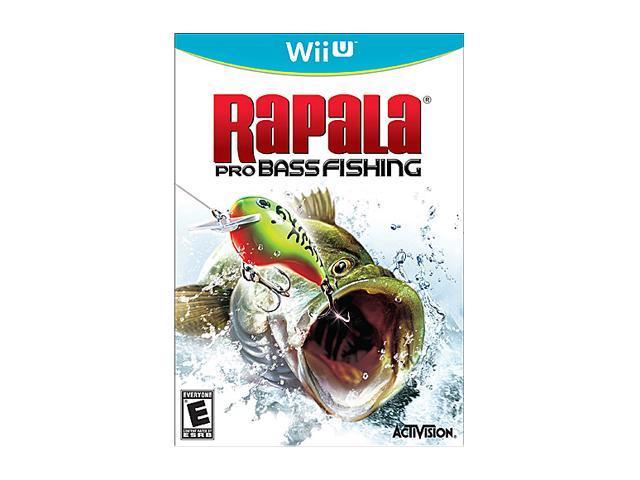 Rapala Pro Bass Fishing Nintendo Wii U