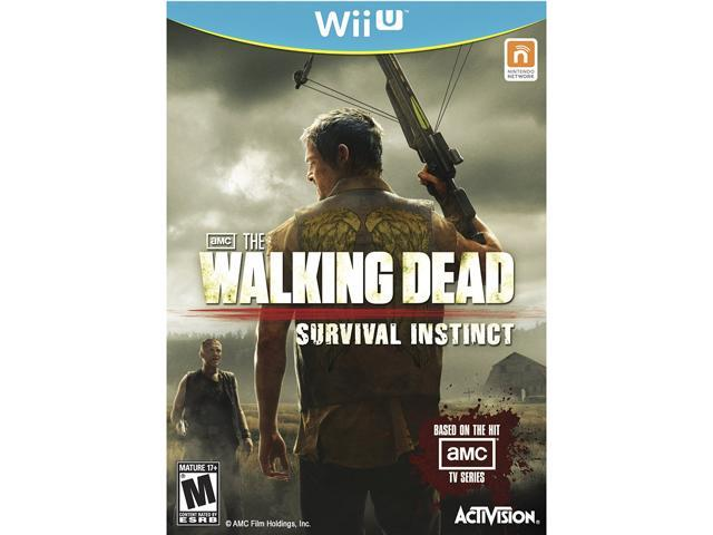 WALKING DEAD: Survival Instinct - Wii U