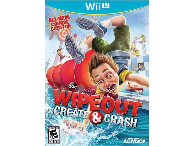 Wipeout Create & Crash Nintendo Wii U