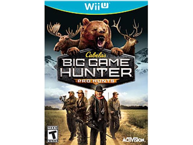Cabela's Big Game Hunter: Pro Hunts Nintendo Wii U