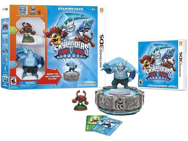Skylanders Trap Team Starter Pack Nintendo 3DS