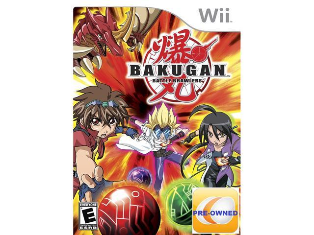 PRE-OWNED Bakugan: Battle Brawlers  Wii