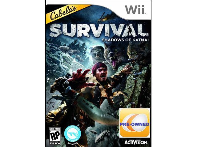 cabelas survival shadows of katmai playstation 3 price