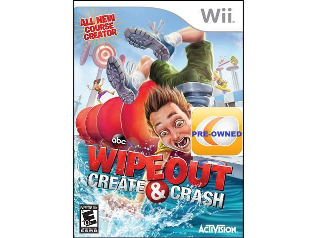 Pre-owned Wipeout Create & Crash  Wii