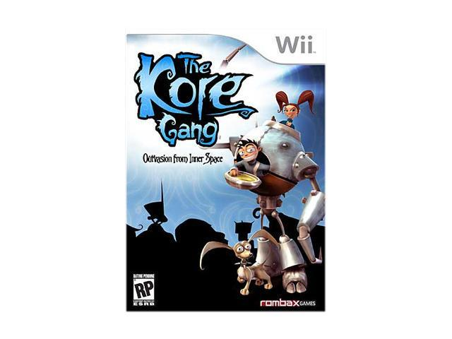 Kore gang Wii Game