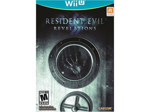 Resident Evil: Revelations Wii U Game