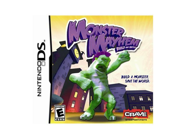 Monster Pals Nintendo DS Game