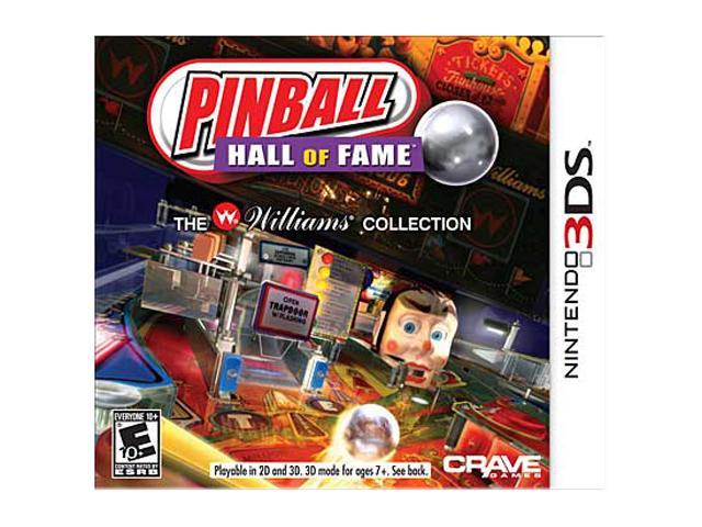 Pinball Hall of Fame Collection 3DS Nintendo 3DS Game
