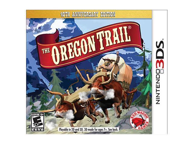 Oregon Trail Nintendo 3DS Game