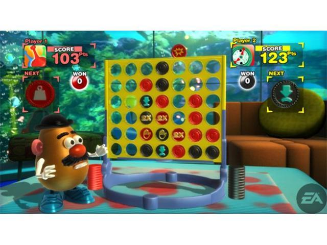 Hasbro Family Game Night Wii Game EA