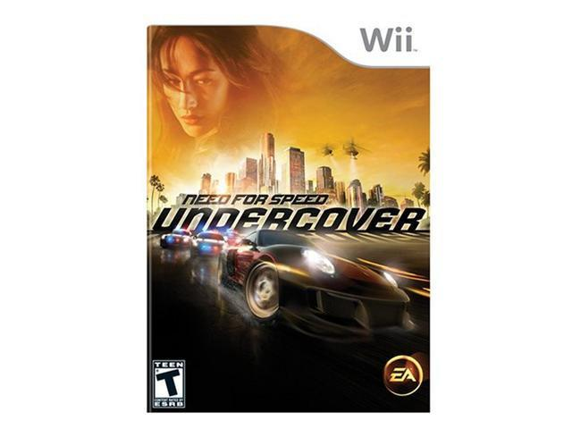 need for speed undercover wii game. Black Bedroom Furniture Sets. Home Design Ideas