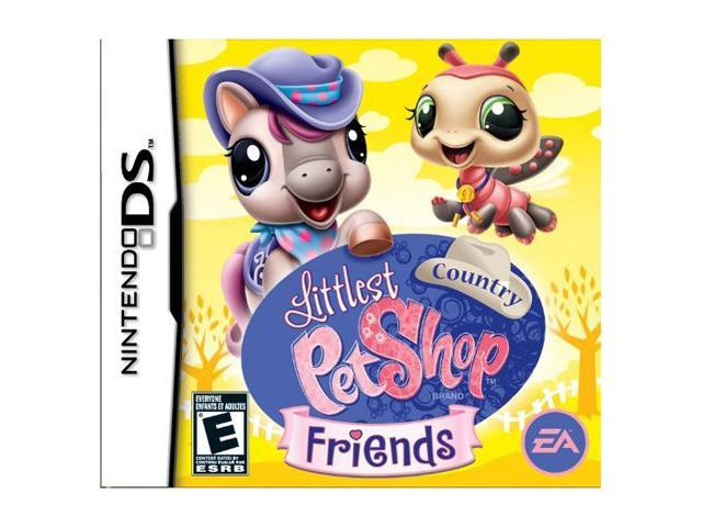 Littlest Pet Shop: Country Friends Nintendo DS Game