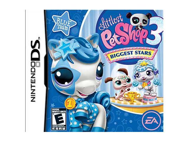 Littlest Pet Shop 3: Biggest Stars Blue Team Nintendo DS Game