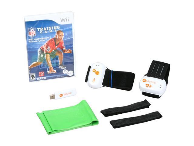 EA Sports Active NFL Training Camp Bundle Wii Game EA