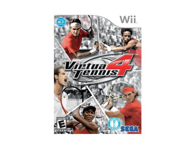 Virtua Tennis 4 Wii Game