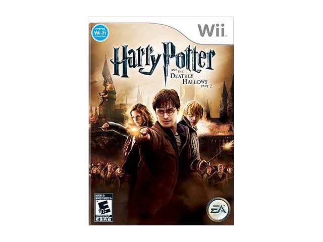 Harry Potter and the Deathly Hallows Part 2 Wii Game