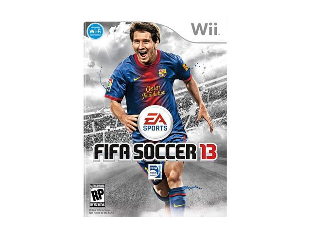 FIFA Soccer 13 Wii Game