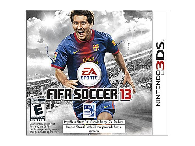 FIFA Soccer 13 Nintendo 3DS Game