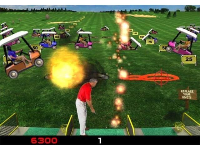Target Terror Wii Game KONAMI