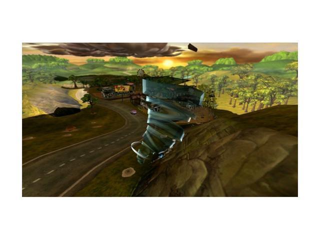 Tornado Outbreak Wii Game KONAMI