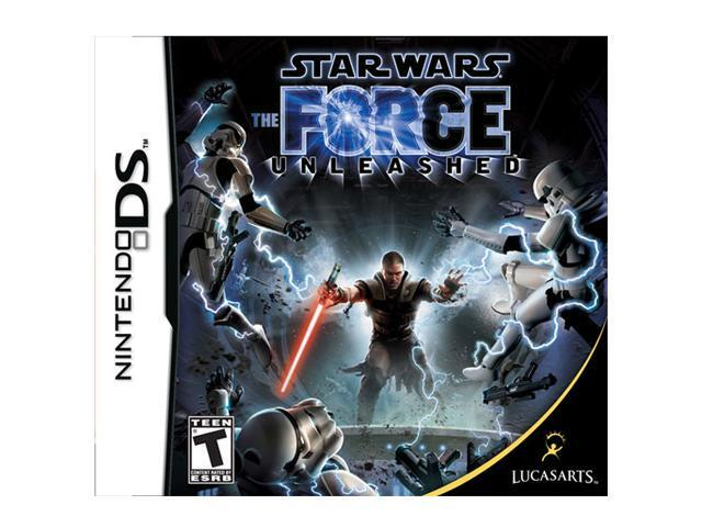 Star Wars: The Force Unleashed Nintendo DS Game