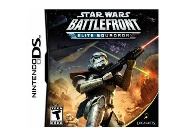 Star Wars Battlefront: Elite Squadron Nintendo DS Game