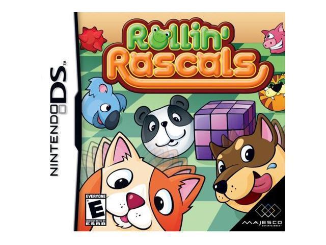 Rollin' Rascals Nintendo DS Game