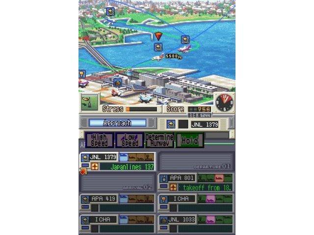 Air Traffic Chaos Nintendo DS Game MAJESCO