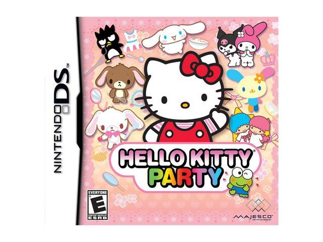 Hello Kitty: Party Nintendo DS Game
