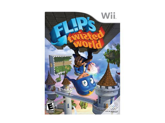 Flip's Twisted World Wii Game