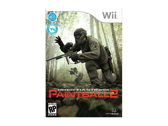 Greg Hastings Paintball 2 Wii Game