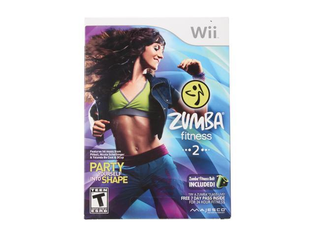 Zumba Fitness 2 Wii Game