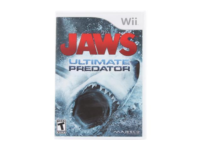 Jaws: Ultimate Predator Wii Game