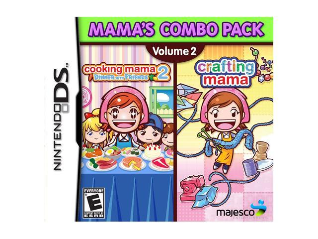 Mama's Combo Pack Volume 2 Nintendo DS Game