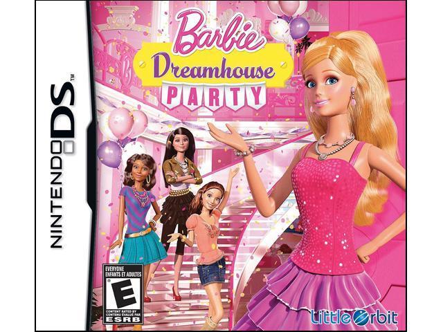 Barbie Dreamhouse Party Nintendo DS
