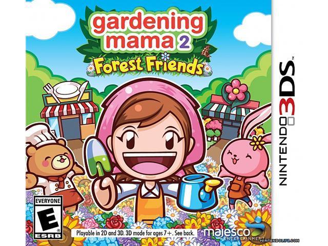 Gardening Mama 2: Forest Friends Nintendo 3DS