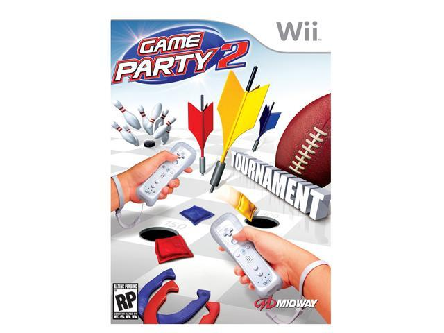 Game Party 2 Wii Game