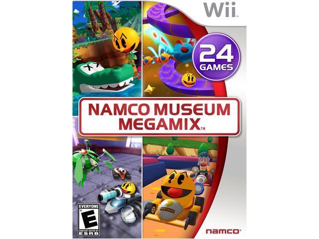 Museum Megamix Wii Game