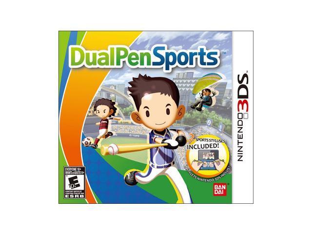 Dual Pen Sports 3DS Nintendo DS Game
